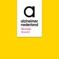 organisatie logo Alzheimer Nederland (regio Westelijk Utrecht)